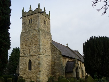 All Saints Shiptonthorpe